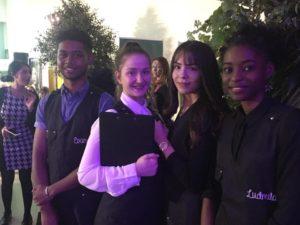 Soirée UNEC BTS Métiers de la Coiffure lycée Jean Geiler Strasbourg